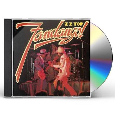 ZZ Top FANDANGO CD