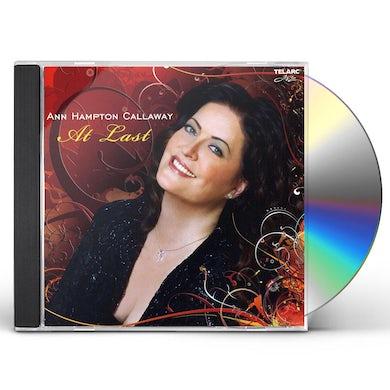 AT LAST CD