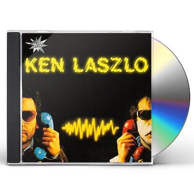 Ken Laszlo LASZLO,KEN CD