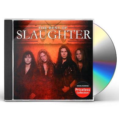 Slaughter BEST OF CD