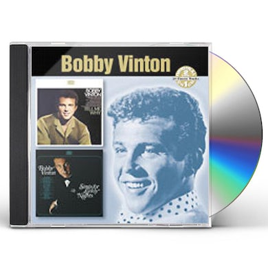 Bobby Vinton TELL ME WHY / SONGS FOR LONELY NIGHTS CD