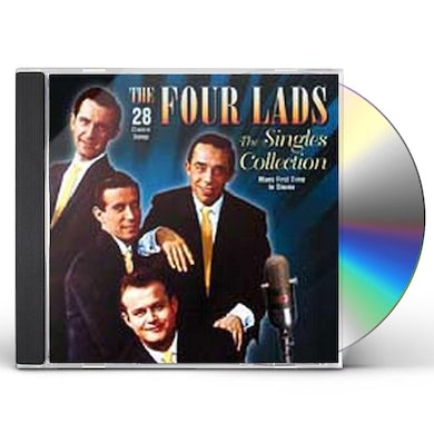 Four Lads SINGLES COLLECTION CD