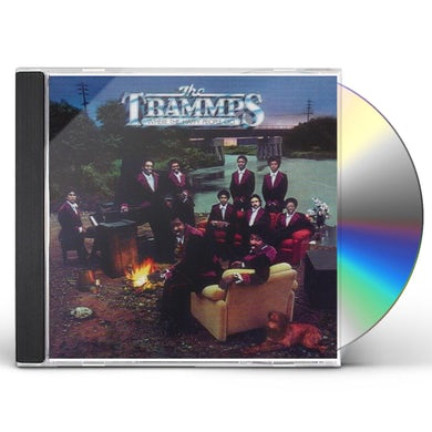 Trammps WHERE THE HAPPY PEOPLE GO CD