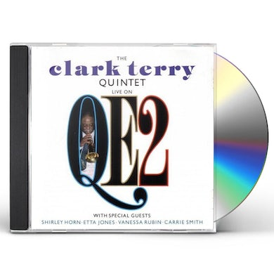 Clark Terry LIVE ON QE2 CD