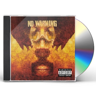 No Warning SUFFER SURVIVE CD