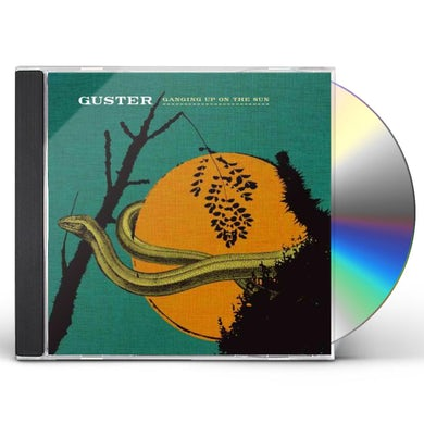 Guster GANGING UP ON THE SUN CD