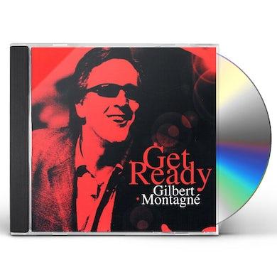 Gilbert Montagne GET READY CD