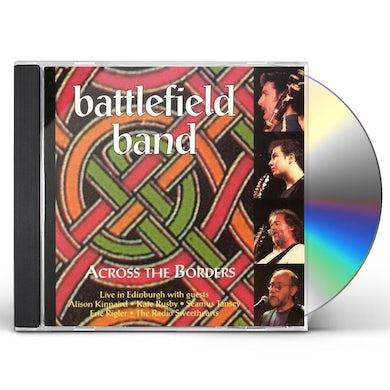 Battlefield Band ACROSS THE BORDERS CD