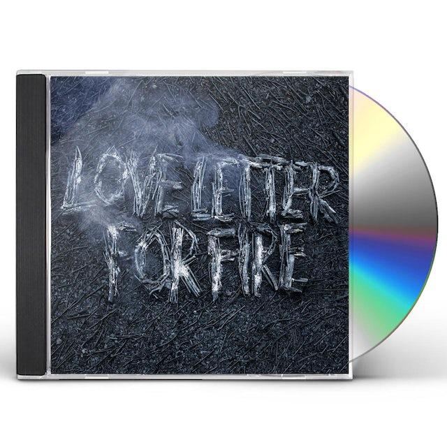 Sam Beam / Jesca Hoop LOVE LETTER FOR FIRE CD