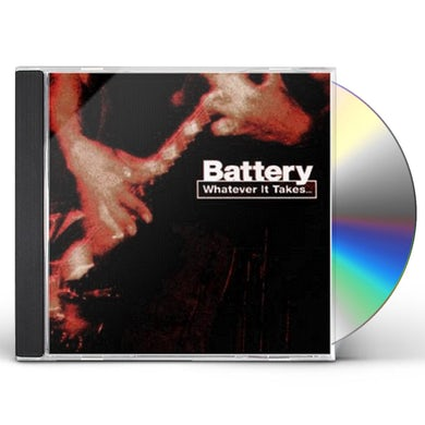 Battery WHATEVER IT TAKES CD