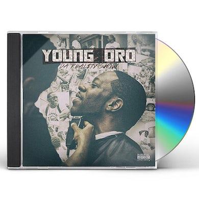 Young Dro DA REALITY SHOW CD