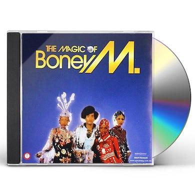MAGIC OF BONEY M (GOLD SERIES) CD