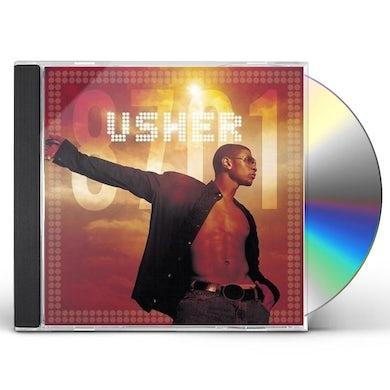 Usher 8701 (GOLD SERIES) CD