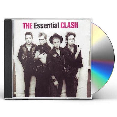 ESSENTIAL The Clash (GOLD SERIES) CD