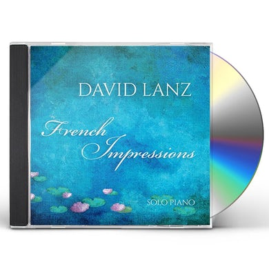 David Lanz FRENCH IMPRESSIONS CD