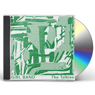 GIRL BAND Talkies CD