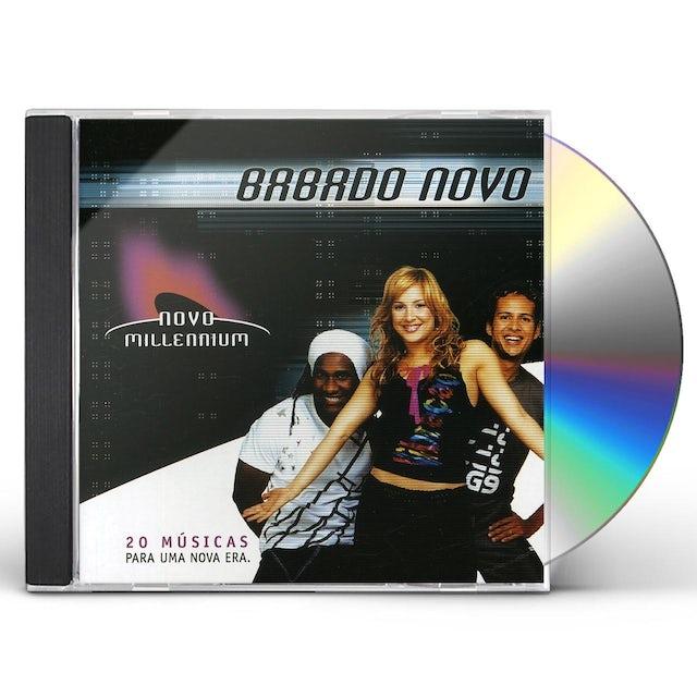Babado Novo NOVO MILLENNIUM CD