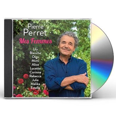 Pierre Perret MES FEMMES CD