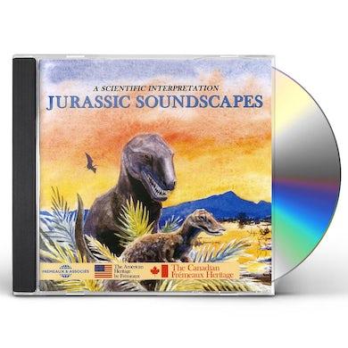 Sounds of Nature JURASSIC SOUNDSCAPES A SCIENTIFIC INTERPRETATION CD