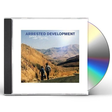 Arrested Development SINCE THE LAST TIME CD