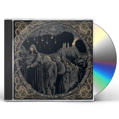 Chapel Of Disease MYSTERIOUS WAYS OF REPETITIVE ART CD