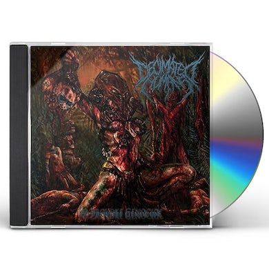 Decimated Humans TO PROVOKE GENOCIDE CD
