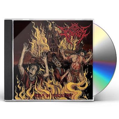 Scourge ROAM IN PURGATORY CD