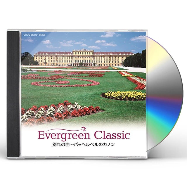 EVERGREEN CLASSIC I-PACHELBEL: CANON CD