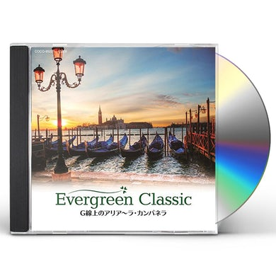 EVERGREEN CLASSIC II-AIR ON THE G ST CD