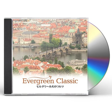 EVERGREEN CLASSIC IV-MOLDAU CD