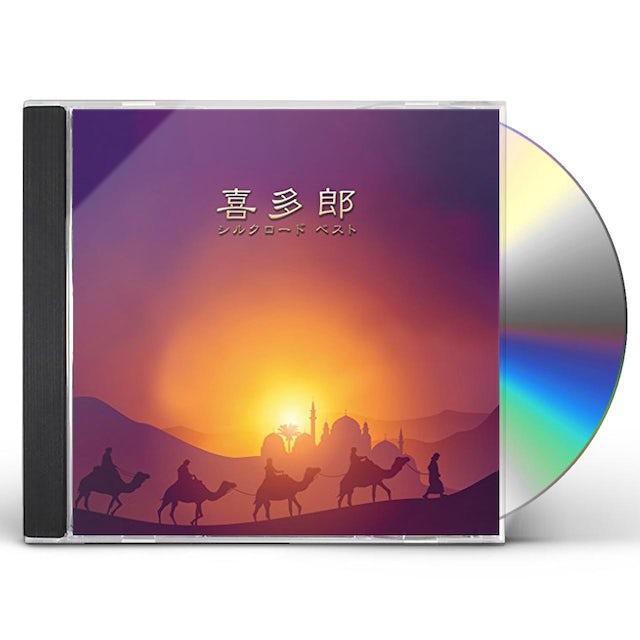 Kitaro SILK ROAD BEST CD