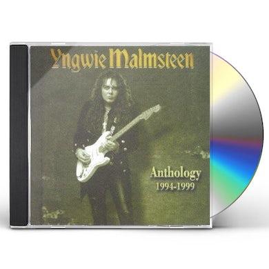 Yngwie Malmsteen ANTHOLOGY 1994 - 1999 CD