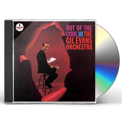 Gil Evans OUT OF THE COOL CD