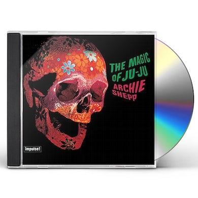 Archie Shepp MAGIC OF JU-JU CD