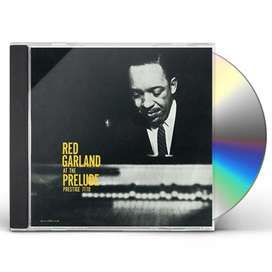 RED GARLAND AT THE PRELUDE CD