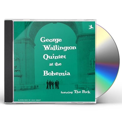 George Wallington QUINTET AT THE BOHEMIA CD