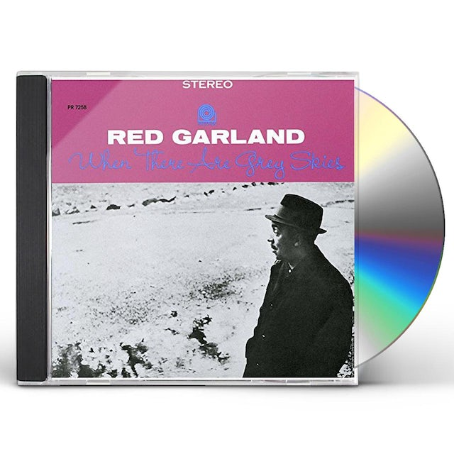 Red Garland WHEN THERE ARE GREY SKIES CD
