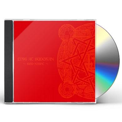 BABYMETAL LIVE AT BUDOKAN CD