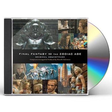 Final Fantasy ZODIAC AGE: FANTASY XII / Original Soundtrack CD