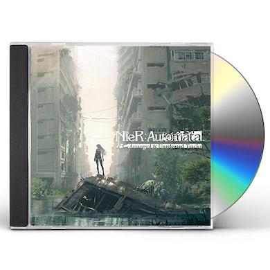 NIER: AUTOMATA ARRANGED & UNRELEASED TRACKS / Original Soundtrack CD
