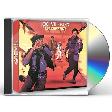 Kool & The Gang EMERGENCY: DELUXE EDITION CD
