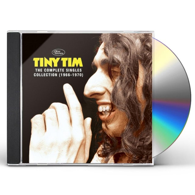 Tiny Tim COMPLETE SINGLES COLLECTION 1966-1970 CD
