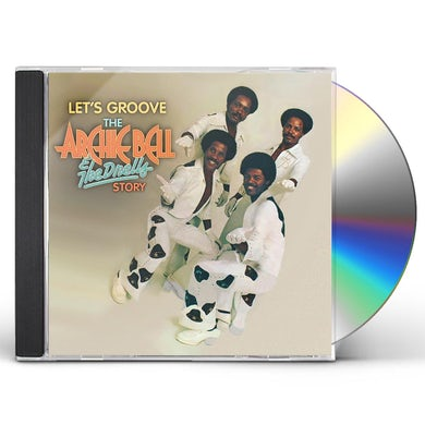LET'S GROOVE: ARCHIE BELL & THE DRELLS STORY 50TH CD