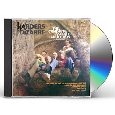 Harpers Bizarre COMPLETE SINGLES COLLECTION 1965-70 CD