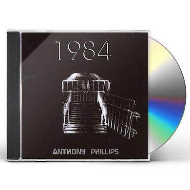 Anthony Phillips 1984 CD