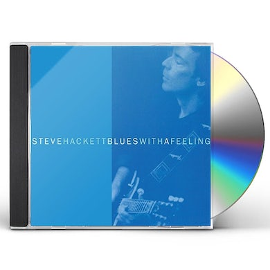Steve Hackett BLUES WITH A FEELING CD