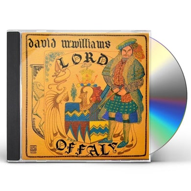 David McWilliams LORD OFFALY CD