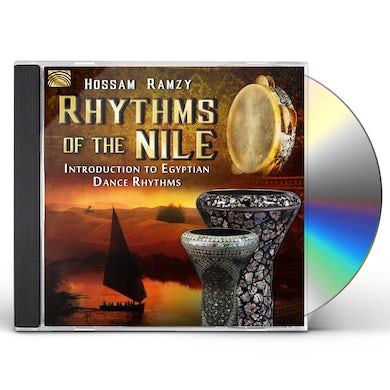 HOSSAM RAMZY RHYTHMS OF NILE CD