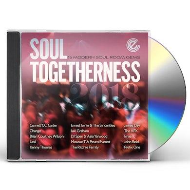SOUL TOGETHERNESS 2018 / VARIOUS CD