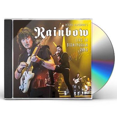 Ritchie Blackmore LIVE IN BIRMINGHAM CD